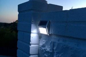 Prueba Luces Led Solares